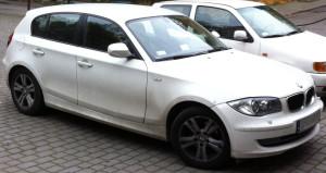 Pięciodrzwiowe BMW 1 - najpopularniejsza wersja popularnej jedynki