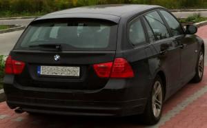 BMW serii 3 Touring - kombi
